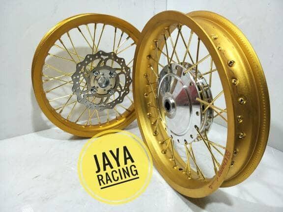 harga Velg model tdr ring 14 tapak lebar 250 215 vario 150 - vario 125 dll Tokopedia.com