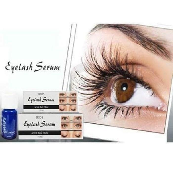 Ertos eyelash serum / erto's eye serum bpom / ertos serum bulu mata