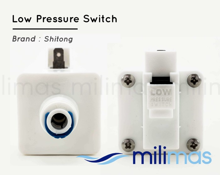 Shitong Low Pressure Switch (LPS) for Reverse Osmosis (RO) System