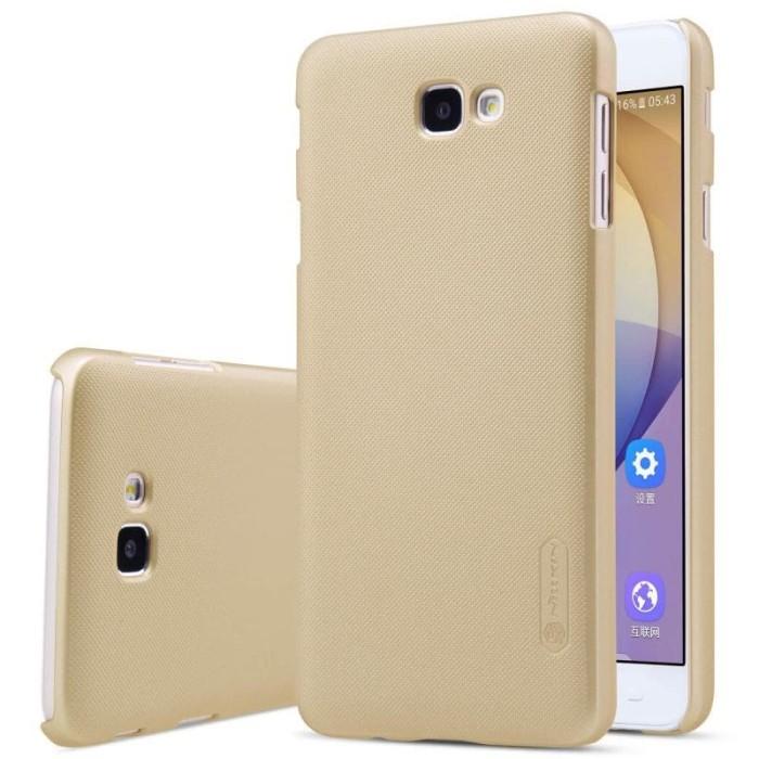 Nillkin Frosted Hard Case Samsung Galaxy J5 Prime (G570F) - Emas