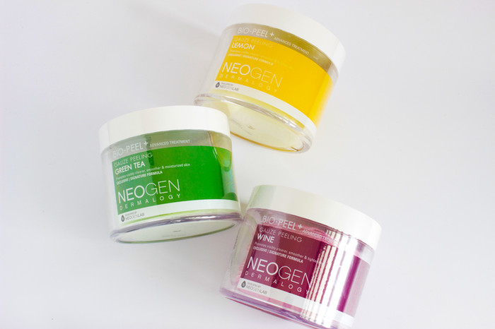 Foto Produk NEOGEN - Neogen Bio Peel Gauze Red WinE/ GREEN TEA/LEMON 30pcs dari niantic shop