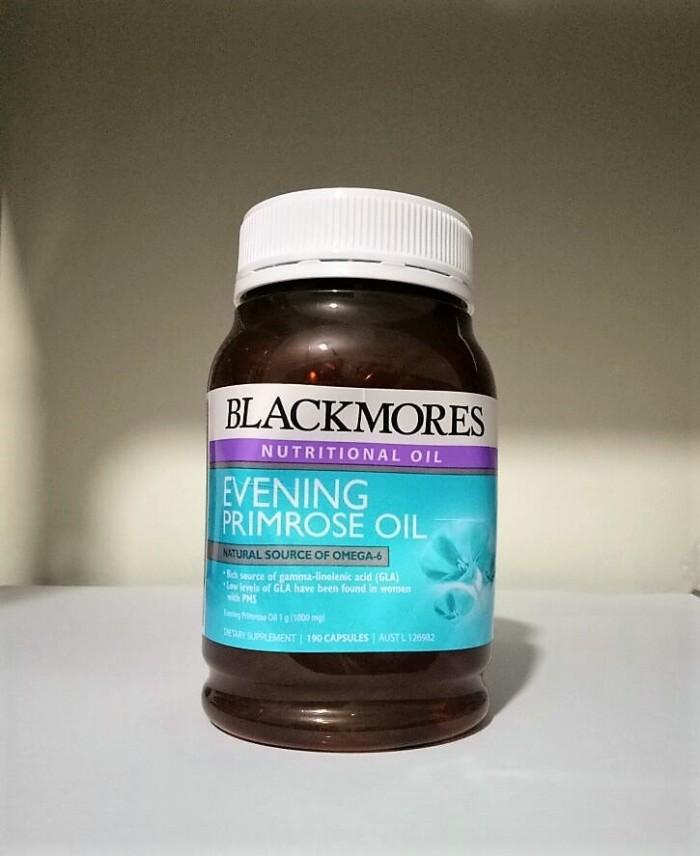 Jual HARGA SPECIAL Blackmores Evening Primrose Oil - 190 Caps .