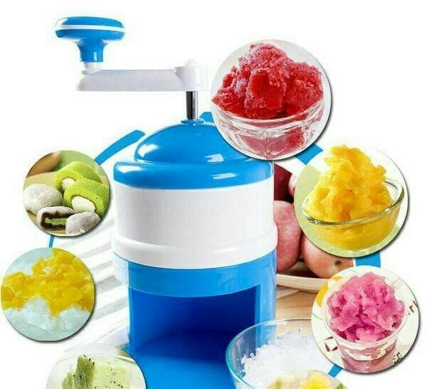 harga Alat serut es batu portable snow cone ice machine maker bento cream Tokopedia.com