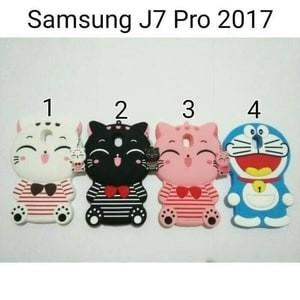 harga Soft back case cover samsung j7 pro cute lucu kartun doraemon boneka Tokopedia.com