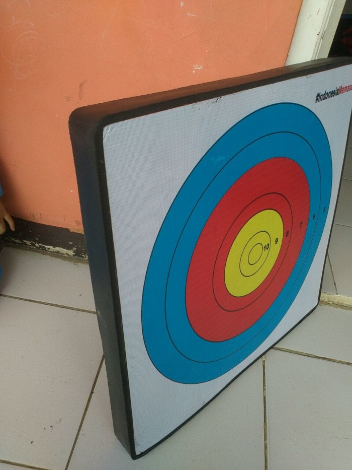 Foto Produk Bantalan Target Panahan 50 x50 x 5 cm dari Sukabumi Archery