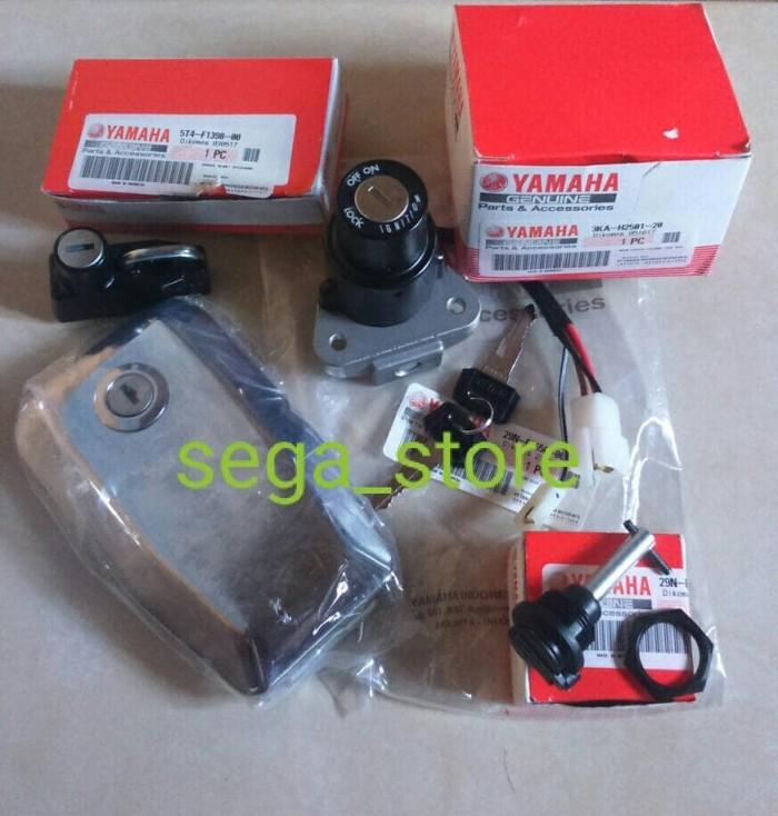 harga Kunci set motor yamaha rx king new ori original ygp