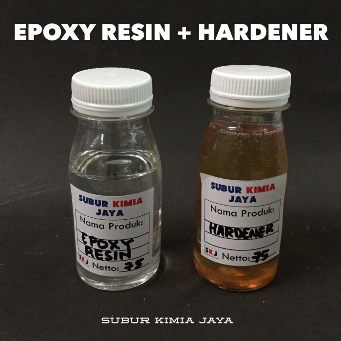 Jual Epoxy Resin Bahan Resin Bening Clear Resin Transparant - Kota Bandung  - Subur Kimia Jaya | Tokopedia