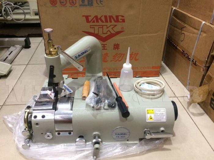 Foto Produk Mesin Seset Kulit TK-801 (SET - ORI) dari Mutu Utama Mesin Jahit