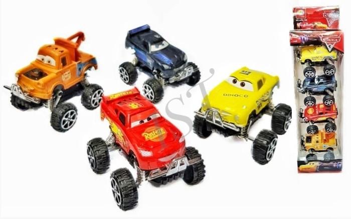 harga Speed car challenger cars / mobil cars jeep 4 pcs Tokopedia.com