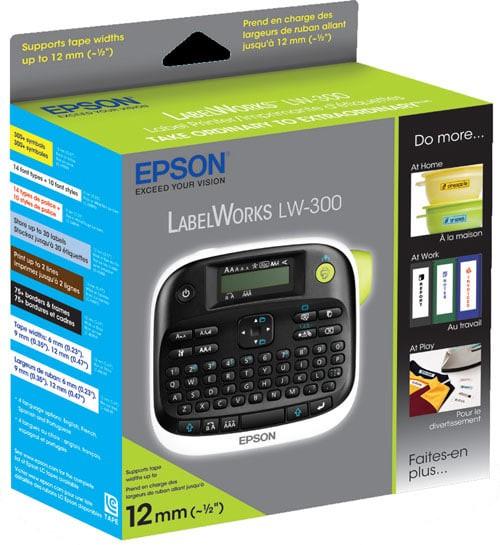 harga Printer epson lw300 (label printer) Tokopedia.com