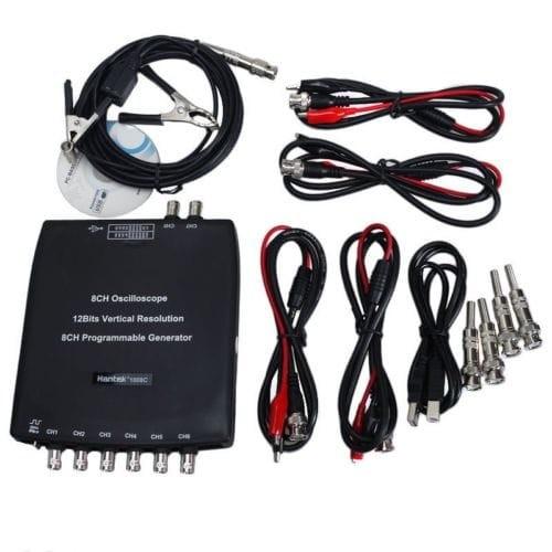 harga Hantek 1008c pc usb 8ch oscilloscope automotive diagnostic daq Tokopedia.com
