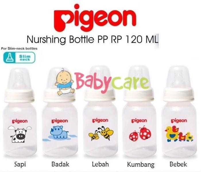 harga pigeon botol susu bpa free 120ml Tokopedia.com