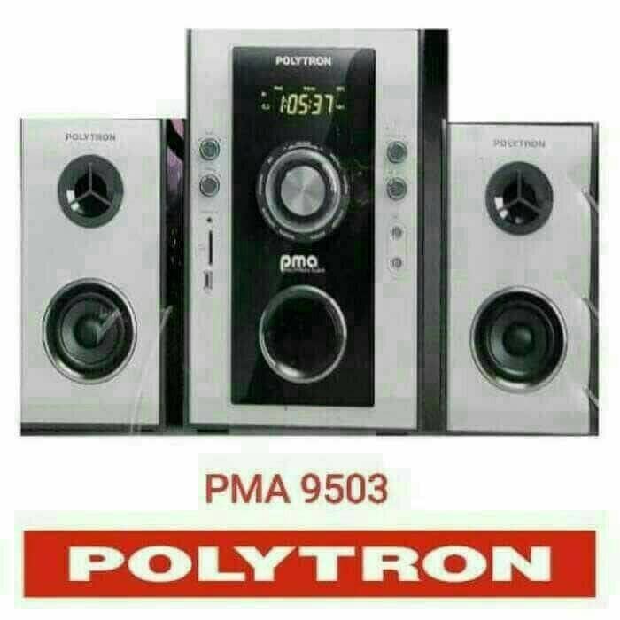 harga Speaker multimedia polytron pma 9503 (via go send) Tokopedia.com