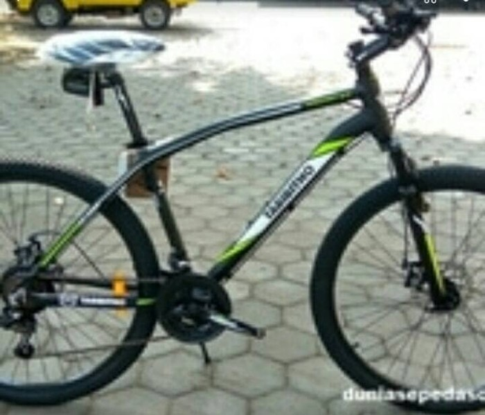 harga Promo super!! sepeda gunung tabibitho Tokopedia.com