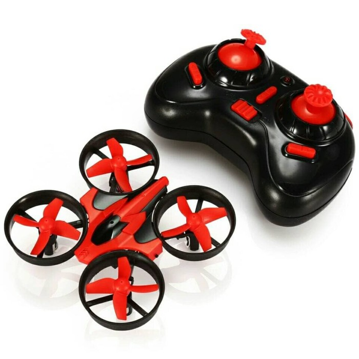 harga Mini drone ufo quadcopter 2.4g 4ch 6-axis headless rc helikopter Tokopedia.com