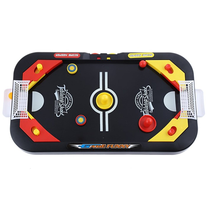 harga Air hockey mini black Tokopedia.com