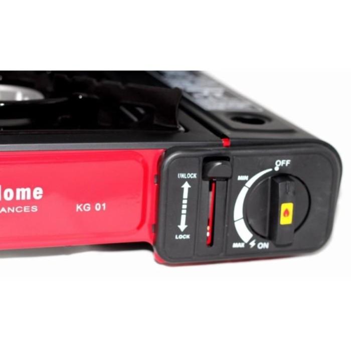 ... Magic Home Kompor Gas Portable Butane Tabung Gas Kecil KG 01