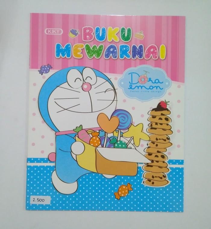 Jual Buku Mewarnai Anak Doraemon Kiky Kota Yogyakarta Sinar