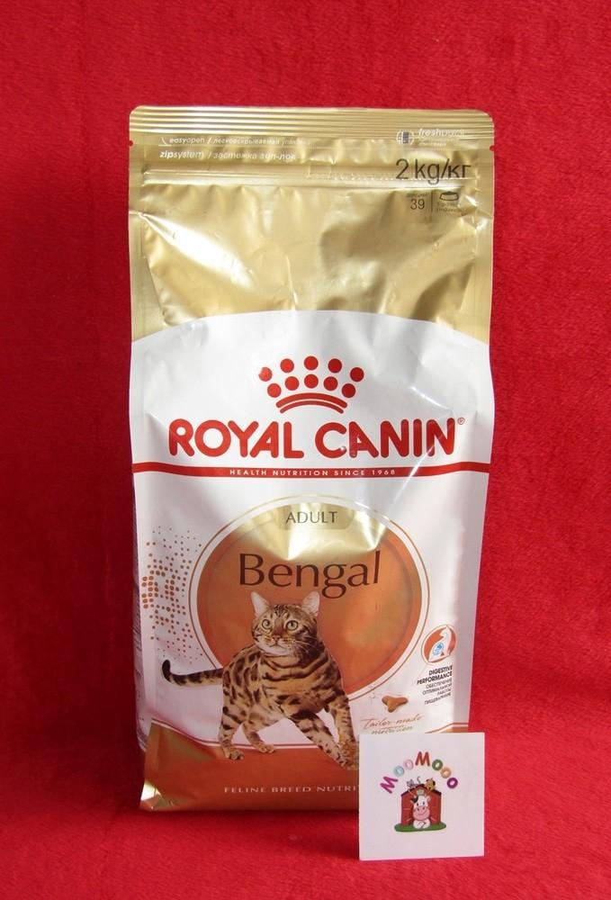 harga Royal canin adult bengal 2kg -makanan kucing Tokopedia.com