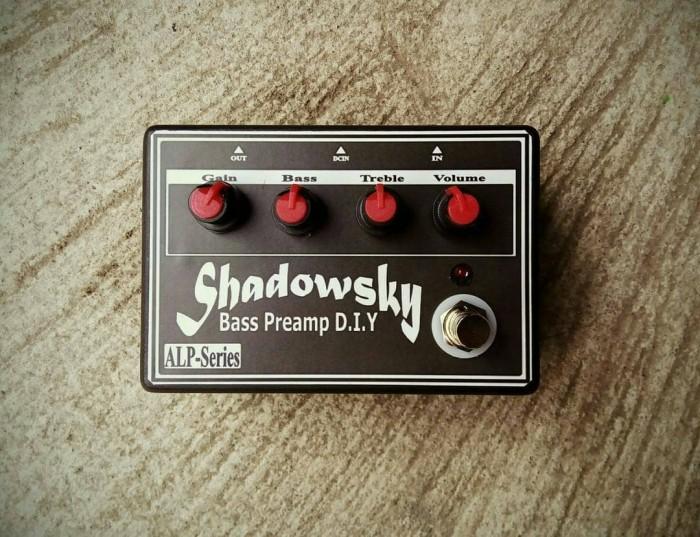 harga Shadowsky bass preamp stompbox Tokopedia.com