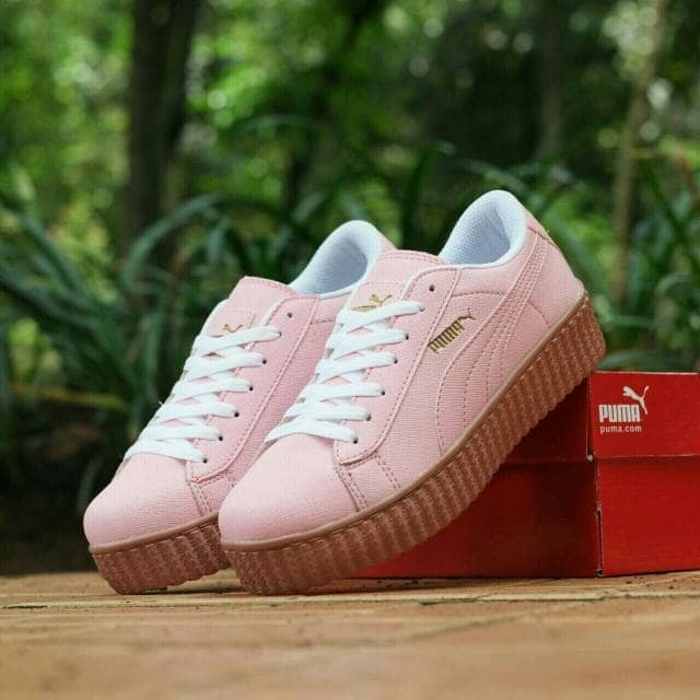 harga Sepatu puma rihanna / olahraga running / gym fitness / sneakers murah Tokopedia.com
