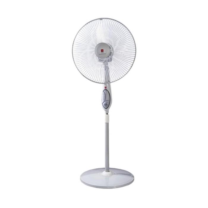 harga Kdk stand fan/ kipas berdiri 16 inch timer 3 speed - wk40x Tokopedia.com