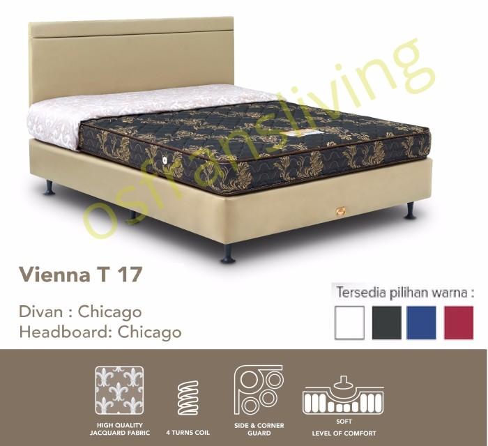 harga Musterring springbed symphony 17 - 120x200 - hanya mattress / kasur Tokopedia.com