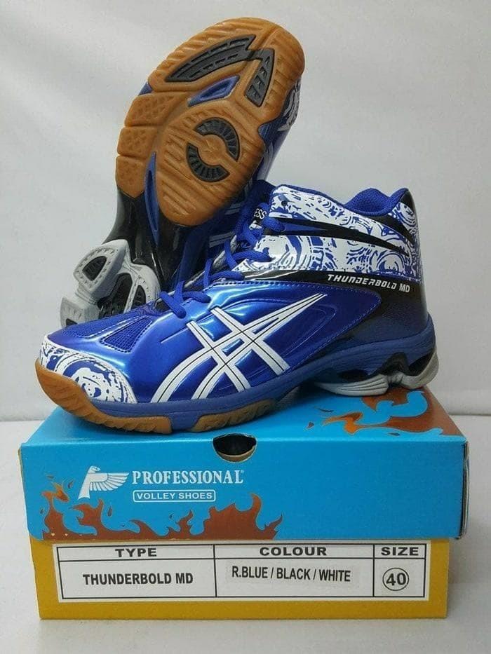 Jual Sepatu Voli Volley Professional Thunderbolt New - LIBERO SPORT ... d739d02f3d