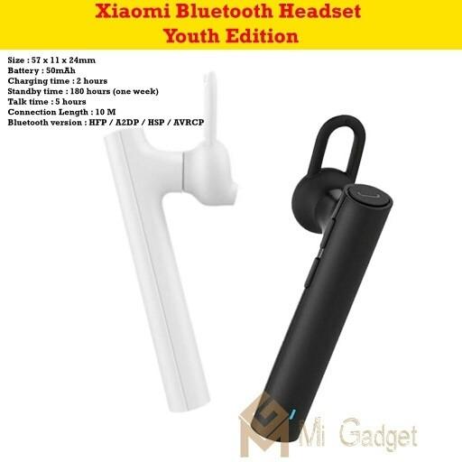 harga [original] xiaomi bluetooth headset Tokopedia.com