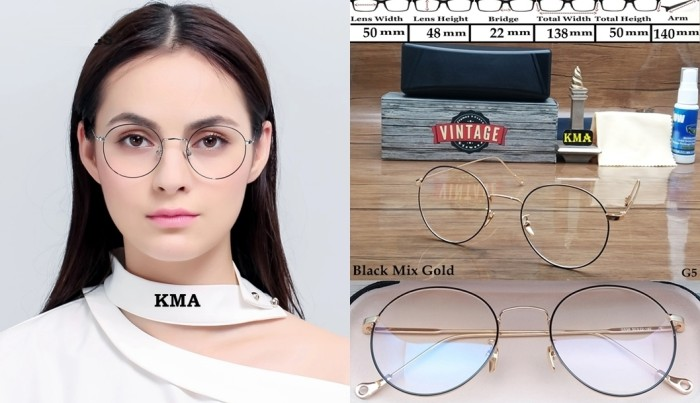 Kacamata Minus Frame Bulat Kacamata Boboho Kacamata Bulat - Daftar ... 443a55d950