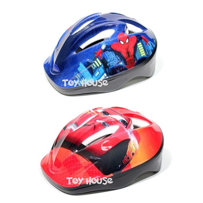 harga Baru !! helm sepatu roda anak karakter - helm sepeda anak sku 152 Tokopedia.com