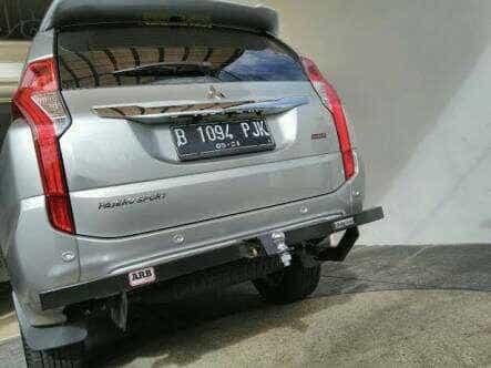 harga Towing all new pajero full bumper arb Tokopedia.com
