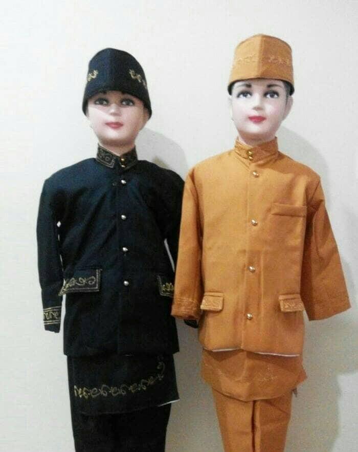 42 Foto Baju Adat Sunda Pria Paling Unik