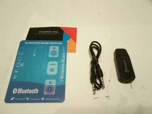 harga Bluetooth audio receiver universal 35mm (iphone xiaomi oppo samsung) Tokopedia.com