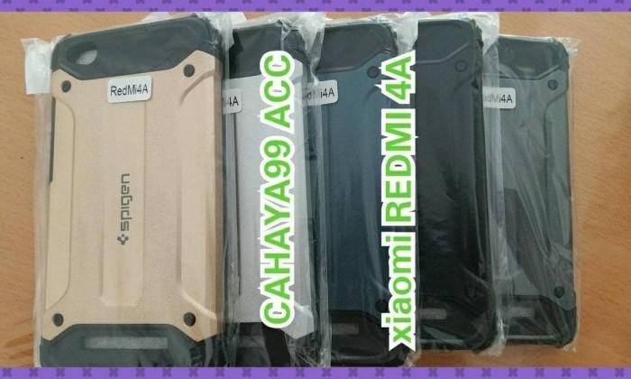 Heavy Rotation Duty Shockproof Back Case With Stand Lenovo Moto E3 Source · Spigen tough armor xiaomi redmi 4A Rugged man case iron