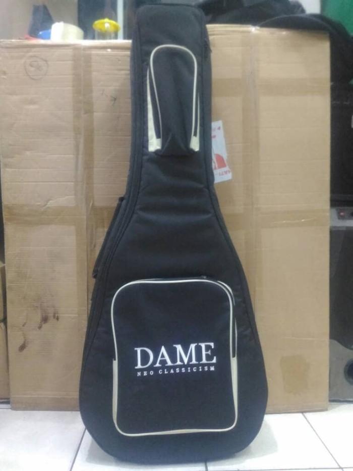 harga Tas gitar akustik semi gigbag dame Tokopedia.com