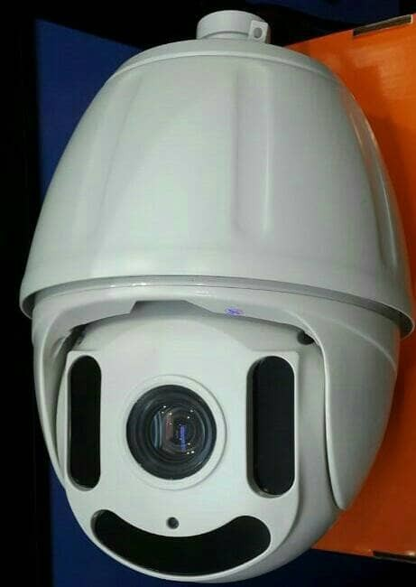 harga Ipcam ptz 30x optical zoom / ip camera cctv high speed dome ir outdoor Tokopedia.com