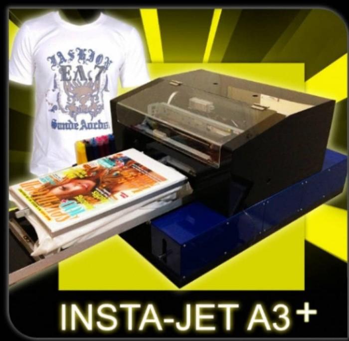 harga Printer dtg instajet a3+ cymk only kaos putih dan terang Tokopedia.com
