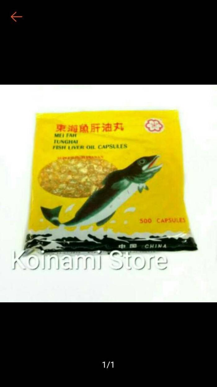 harga Minyak Ikan 500 Kapsul Tokopedia.com