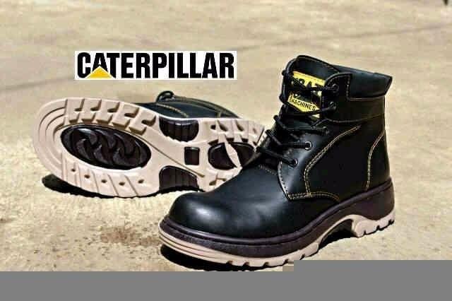 Jual terlaris sepatu sneakers pria caterpillar safety ORC edisi 2 ... 36318783fe
