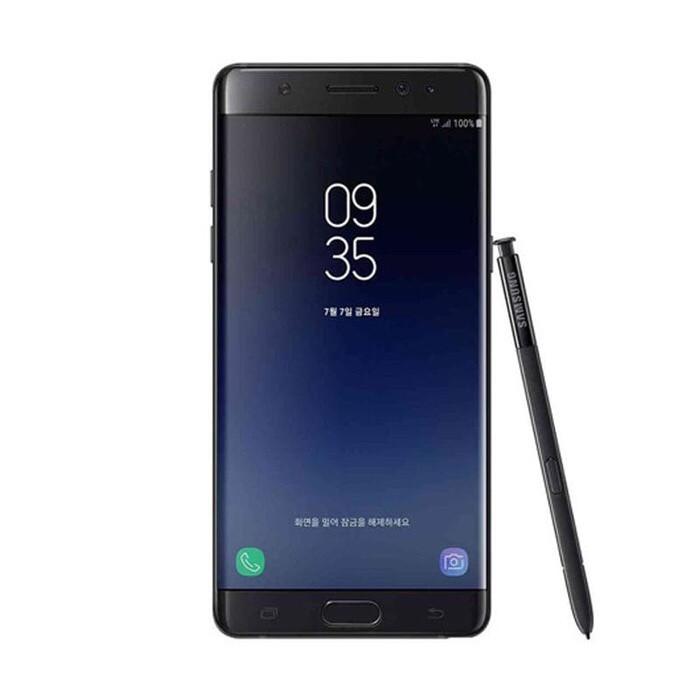 harga Samsung galaxy note fe 4/64 gb - garansi resmi sein Tokopedia.com