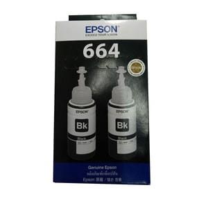 Epson Tinta T6641 Hitam Daftar Harga Terkini dan Terlengkap Indonesia Source · Tinta Epson L Series T6641 Black isi 2 ORIGINAL