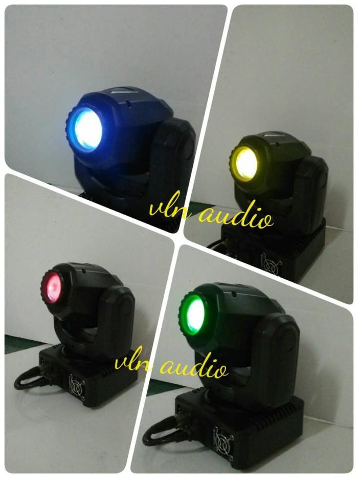 harga Lampu panggung gobo moving head mini beam 35watt Tokopedia.com