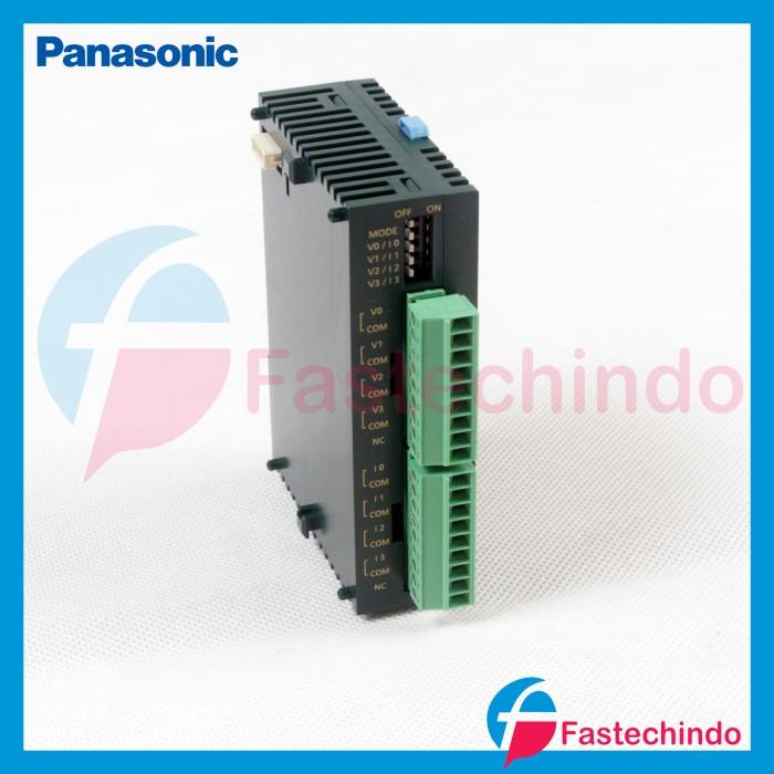 Foto Produk PLC Analog Voltage + Current Output 4Ch FP0R-DA04 FPOR-DA4 PANASONIC dari fastech-indo