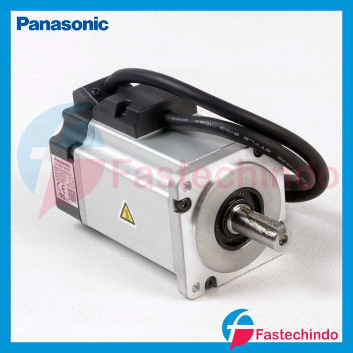 Foto Produk PANASONIC SERVO MOTOR A5 II 200W MHMD022G1U dari fastech-indo