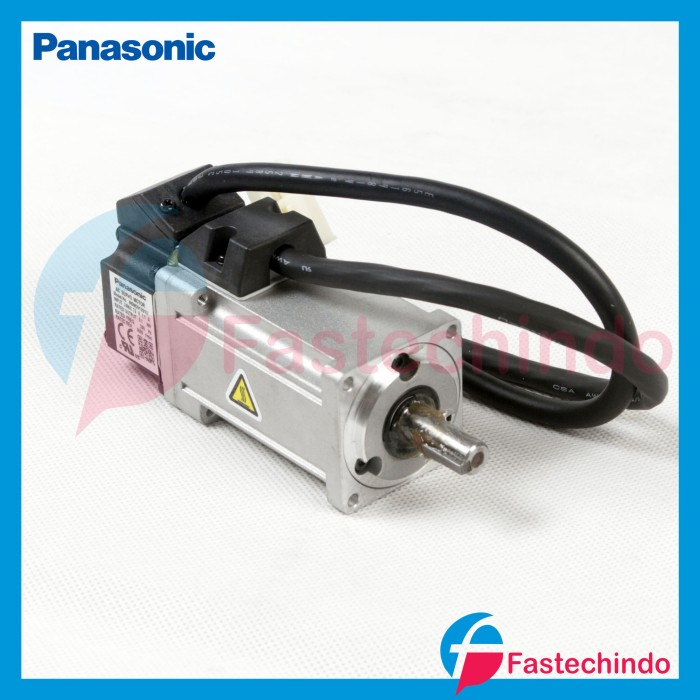 Foto Produk PANASONIC SERVO MOTOR A5 II 100W MSMD012G1U dari fastech-indo