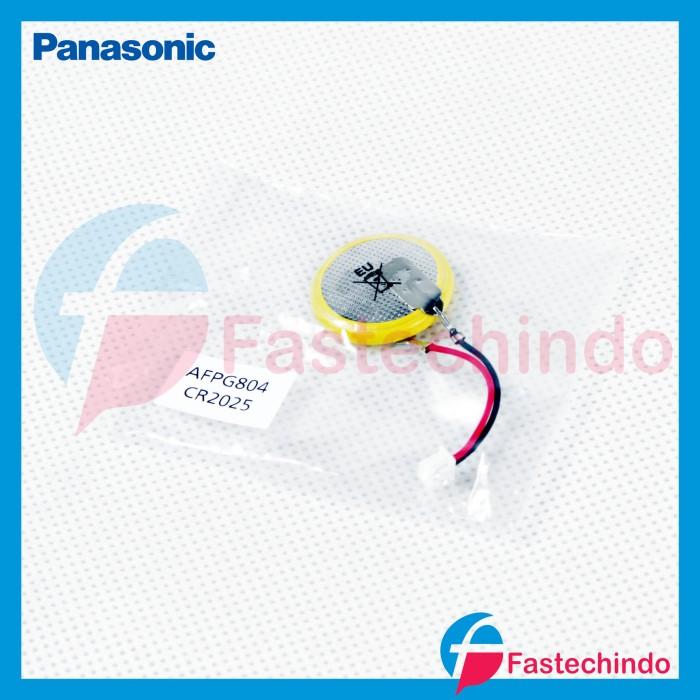 Foto Produk PLC BATERAI BATTERY FP SIGMA FPG-804 AFPG804 PANASONIC dari fastech-indo