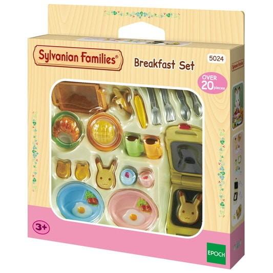 harga Sylvanian families - breakfast set 5024 Tokopedia.com