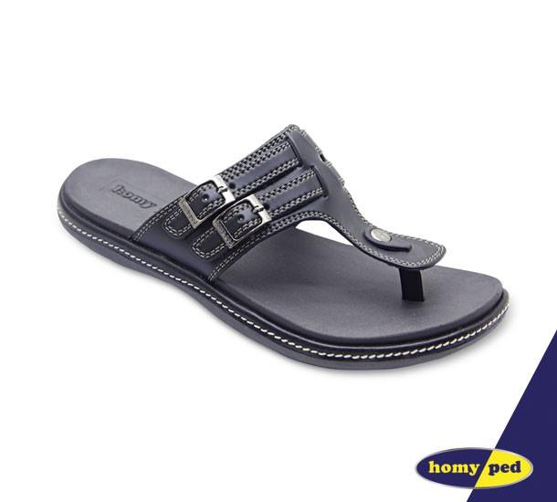 homyped sandal pria norton 01 black