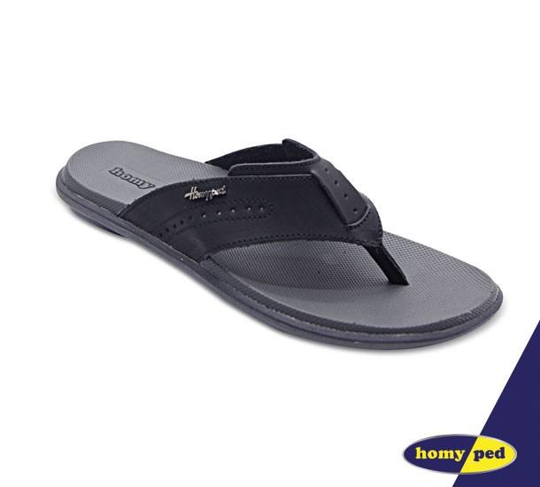 homyped sandal pria davidson 03 black
